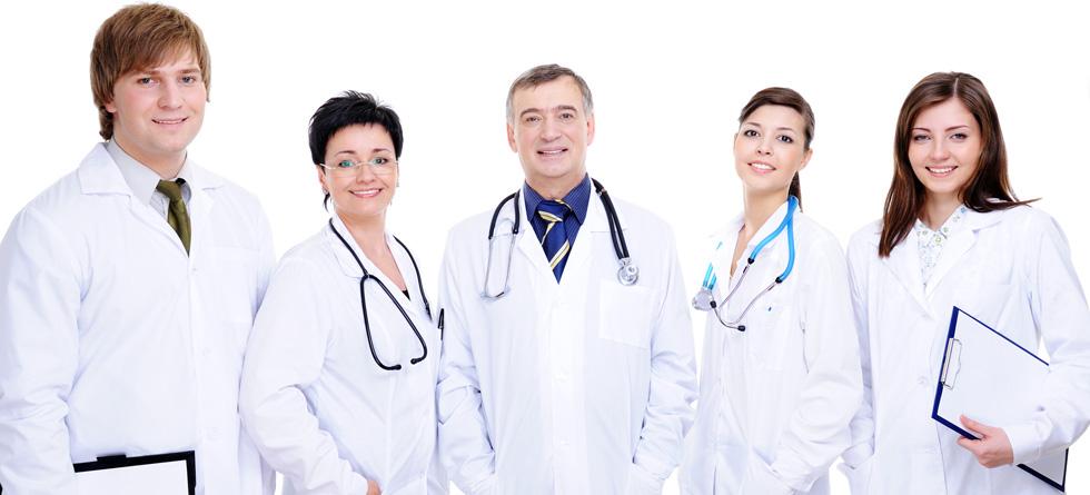 Médecins qualifiés